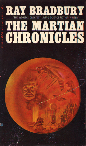 a review of the martian chronicles by ray bradbury The martian chronicles author: ray bradbury narrator: mark boyett published in: 1949 length: 7h43 brilliance audio genre: classics science-fiction goodreads my thoughts about this book i had only read one book by this prolific author, fahrenheit 451, so it was time to try another one.